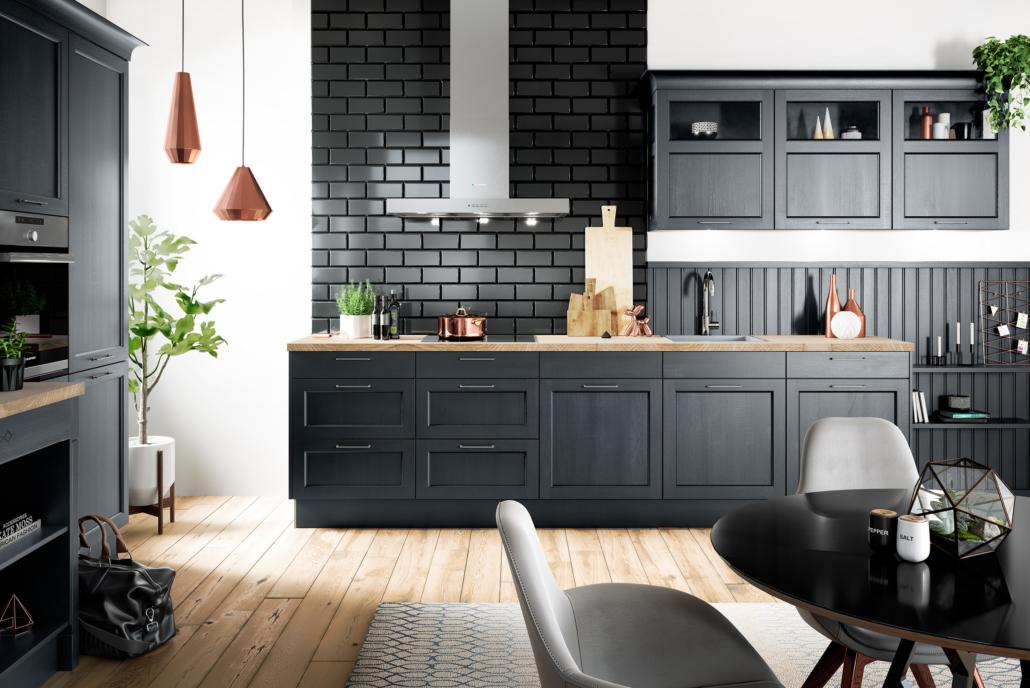 Keuken Van Antraciet : Klassieke keukens vindt u in friesland bij huizenga keukenstyle