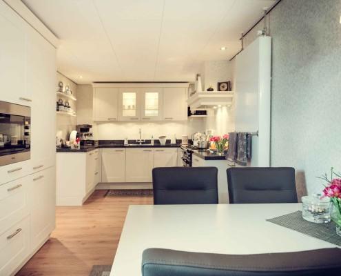 Klassieke keuken in Friesland