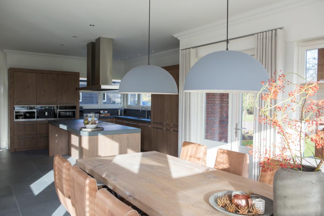 Handgemaakte Keukens Friesland : Maatwerk en houten keukens huizenga keukenstyle friesland