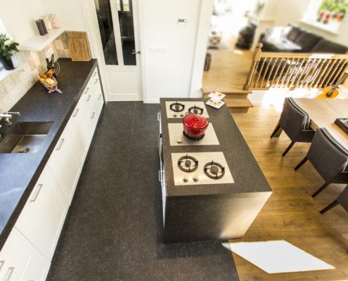 Maatwerk keuken Drogeham Friesland