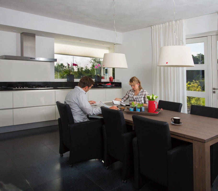 Geplaatste keuken in Zwaagwesteinde Friesland Egbert